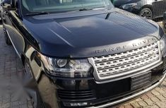 Super Clean Foreign used Land Rover Range Rover Vogue 2014 Black