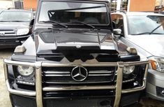 Sell black 2012 Mercedes-Benz G63 in Lagos at cheap price