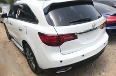 Neat Tokunbo Acura MDX 2015 White