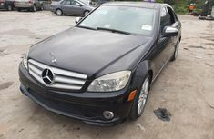 Sell well kept 2008 Mercedes-Benz C300 automatic at price ₦3,850,000 in Lagos
