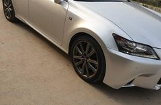 Super Clean Foreign used Lexus GS 2015 Silver