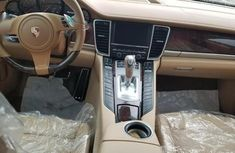 Super Clean Foreign used Porsche Panamera 2013 4 Brown