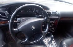 Nigerian Used Peugeot 406 2004 2.0 HDi ST Silver