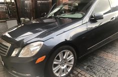 Sell super clean black 2011 Mercedes-Benz E350 automatic