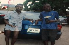 """Criminals confessed to have robbed car of Taxify driver to """"start a business"""""""