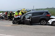 5 die, others injured in Lagos double road crashes