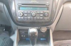 Nigerian Used Acura MDX 2005 Gray