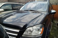 Grey/silver 2010 Mercedes-Benz GL-Class suv / crossover automatic for sale at price ₦8,500,000