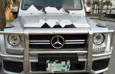 Sell high quality 2006 Mercedes-Benz G-Class automatic at price ₦8,500,000