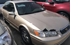 Sell high quality 2001 Toyota Camry automatic in Lagos