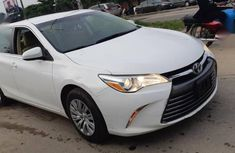 Foreign Used Toyota Camry 2015 White