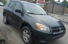 Clean Tokunbo Toyota RAV4 2010 2.5 Limited 4x4 Gray