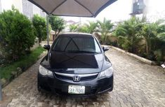 Clean Honda Civic 1.8i-VTEC VXi Automatic 2006 Black