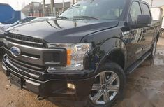 Super Clean Foreign used Ford F-150 2018 Black