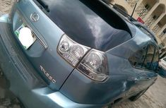 Clean Nigerian used Lexus RX 2005 Blue