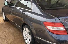 Foreign Used Mercedes-Benz C300 2009 Gray