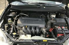 Clean Foreign used Toyota Matrix 2007 Black