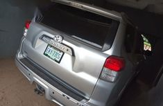 Fairly Used Nigerian Used Toyota 4-Runner 2011 Silver