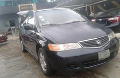 Cheap Nigerian used Honda Oddesey 2001