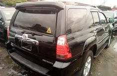Foreign Used Toyota 4-Runner Limited 2008 Black