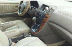 Nigerian Used Lexus RX 2000