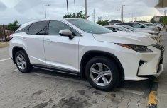 Nigerian Used Lexus RX350 2018 AWD White