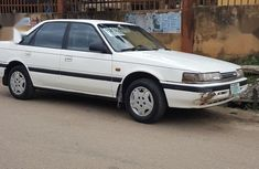 Nigerian Used Mazda 626 1998 White