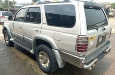 Clean Nigerian used Toyota 4-Runner 2000 Gray