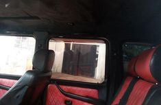 Neat Nigerian used Mercedes-Benz G-Class 2004 White