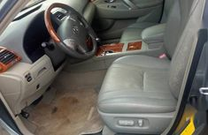 Very clean Tokunbo Toyota Camry 2008 Gray