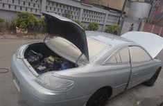 Clean Tokunbo Toyota Solara 2002 Silver
