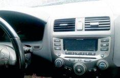 Neat Tokunbo Honda Accord 2006 2.4 Executive Blue