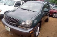 Sell sparkling 2000 Lexus RX suv / crossover automatic