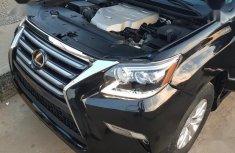 Foreign Used Lexus GX 2015 Black