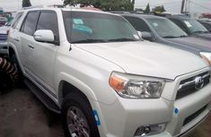 Foreign Used Toyota 4-Runner 2013 Limited 4X4 White