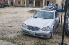 Clean Nigerian used Mercedes-Benz E240 2006 Silver