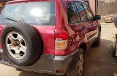 Foreign Used Toyota RAV4 2003 Automatic Red