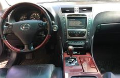 Foreign Used Lexus GS 300 Automatic 2006 Purple