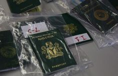 Passport racketeering in Lagos: Immigration officer & 14 others nabbed by EFCC