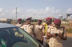 14 prohibited places to avoid parking car in Nigeria (FRSC)