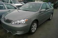 Foreign Used Toyota Camry 2.4 XLE 2005 Gray