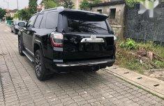 Foreign Used Toyota 4-Runner 2018 Black