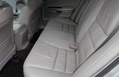 Clean Nigerian used Honda Accord 2010 Sedan EX-L V-6 Silver