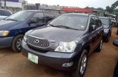 Sell grey/silver 2007 Lexus RX suv / crossover at mileage 0 in Lagos