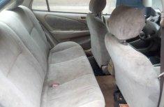 Nigerian Used Toyota Corolla 2001 Green