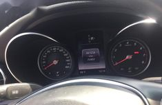 Neatly Used Tokunbo Mercedes-Benz C300 2015 Gray