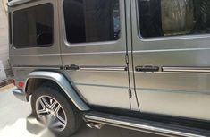 Fairly Used Nigerian Used Mercedes-Benz G-Class 2008 Silver