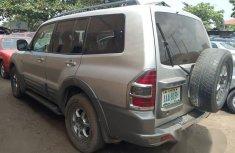 Neat Nigerian used Mitsubishi Pajero 2006 Silver