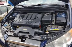 Foreign Used Hyundai Elantra 2007 2.0 GLS Blue