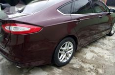 Neat Tokunbo Ford Fusion SE 2013